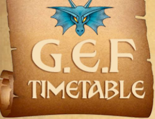 Great Erdrejan Fayre Timetable Of Events 2019 & Game Rules