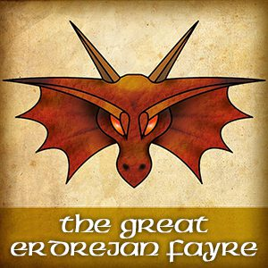 Dragon Image - Ticket Link for The Great Erorzejan Fayre Tickets for Adults